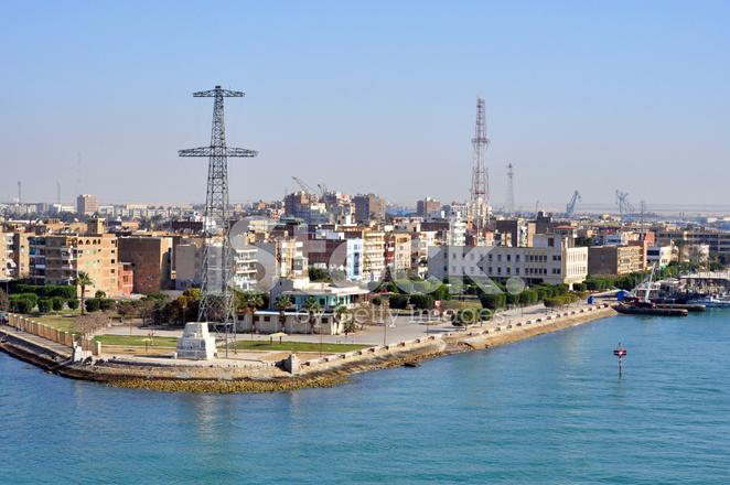 Suez  Port Project