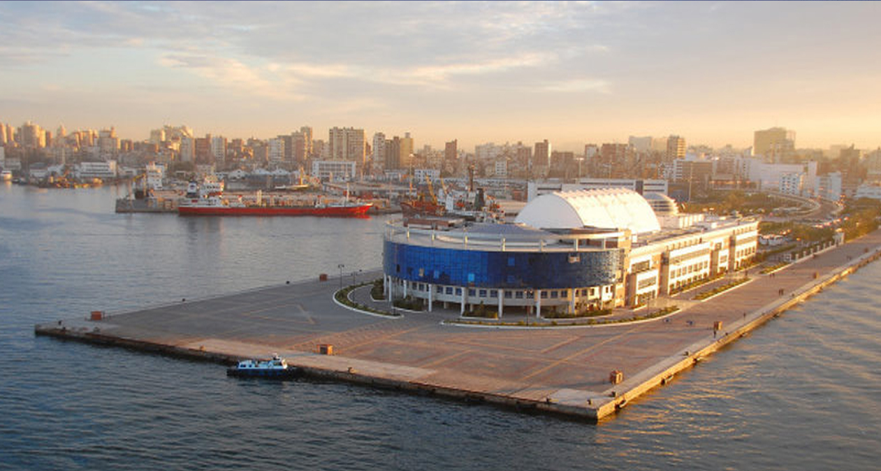Alexandria and Dekheila Ports - Egypt